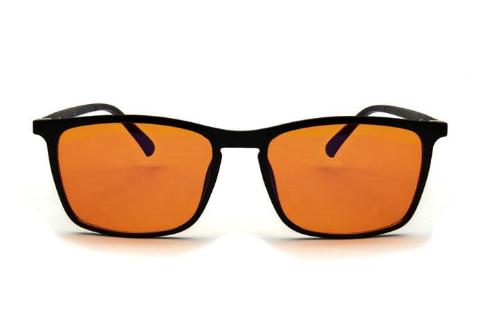 Okulary blokujące światło niebieskie Biohac prostokątne